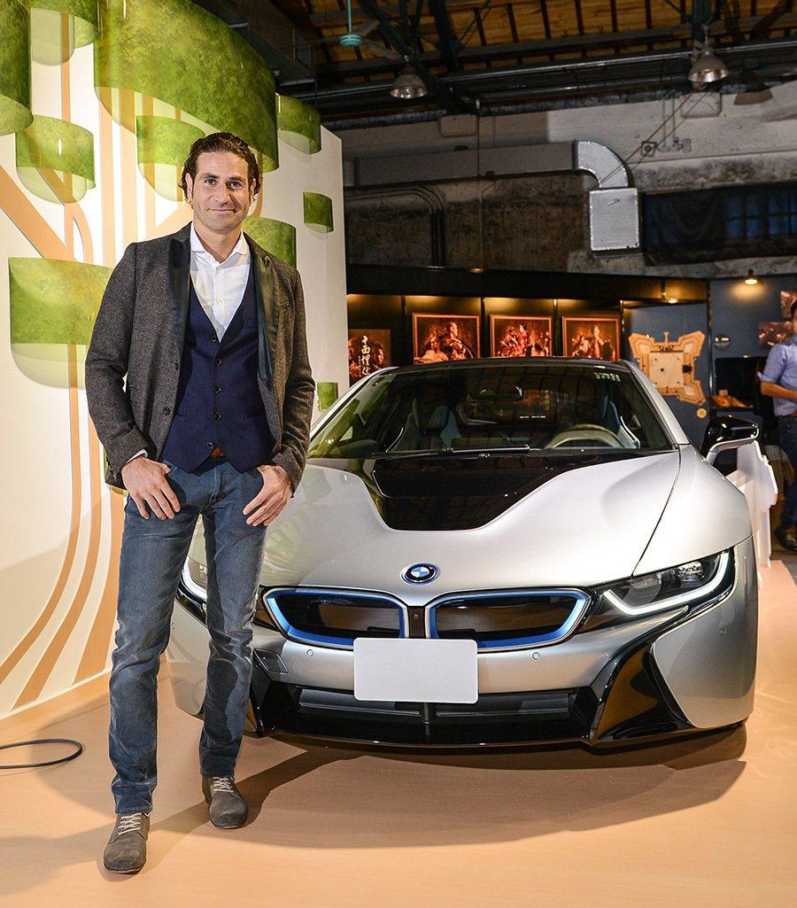 BMW i產品管理部總監Dr. Alexander Kotouc受邀來台。 BM...
