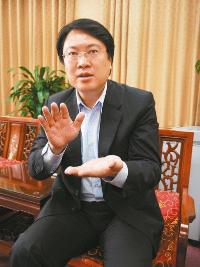 市長林右昌說,市府正積極在盤整空間,讓返鄉青年使用。 記者吳淑君/攝影