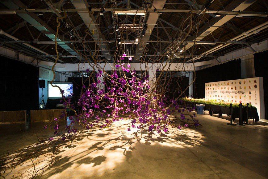 種籽設計與 CN Flower 攜手合作,依二十四節氣推出新的飲食與空間設計體驗...