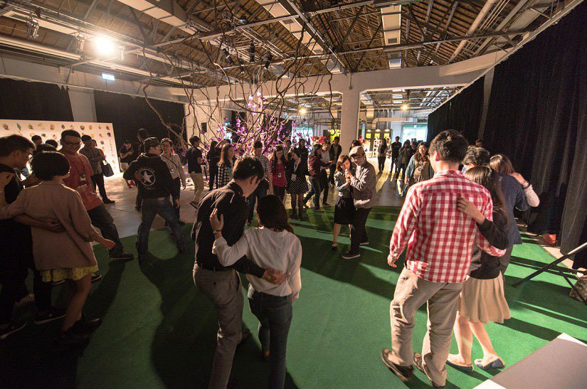 TEDxTaipei喚醒大家手舞足蹈的原始本能,跟大家一起 Swing Danc...