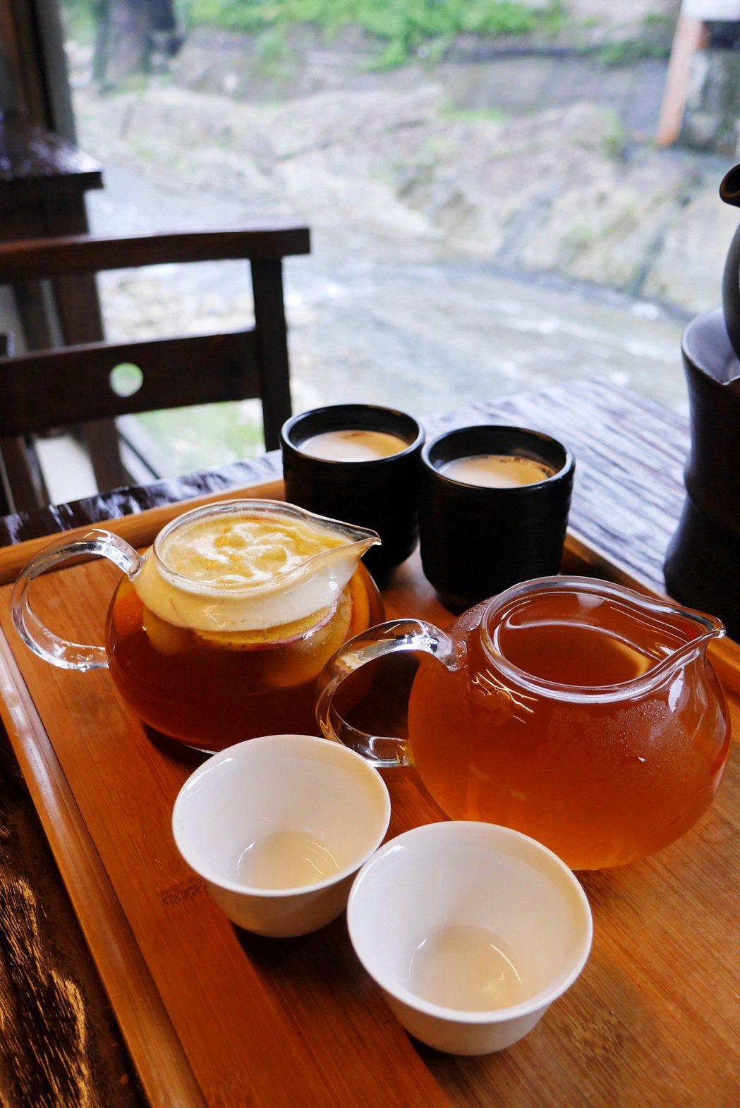 造訪石碇,一定不能錯過文山茶及東方美人茶。 記者陳威任/攝影