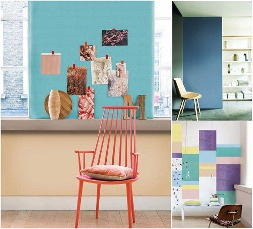 清爽無雜質的塗料色彩能為空間帶來療癒心靈的效果,而原料應該講求乾淨無汙染的嚴選成...