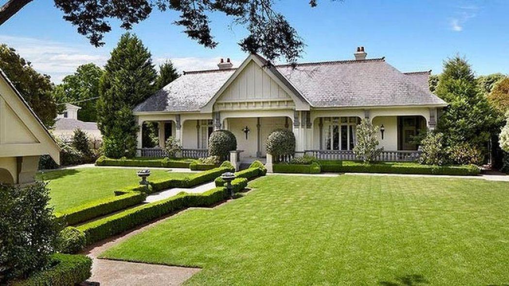 位於澳洲的墨爾本百年古宅,總面積約4000平方米。 (取材自澳洲新快網)