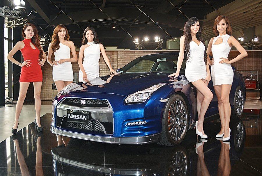 2015年台北國際新車大展,裕隆日產NISSAN於23日領先各車廠宣布展出車款內...
