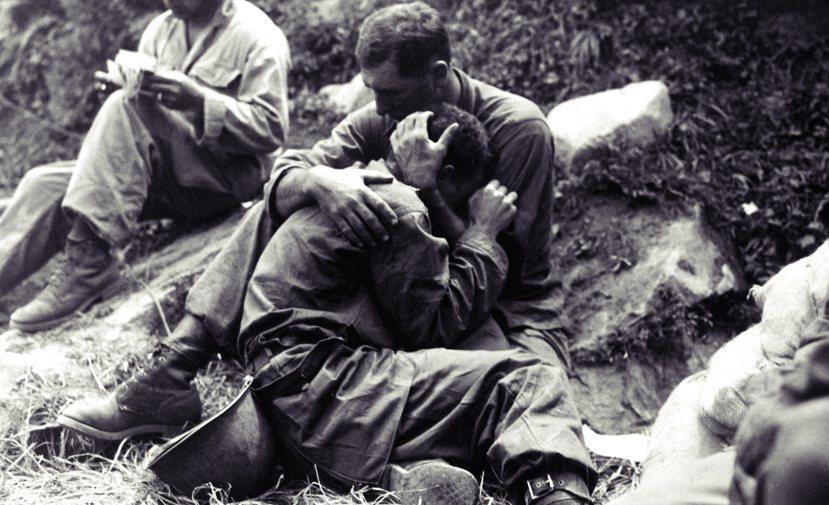 美國人就因為他們忽視亞洲而在韓戰中嘗到苦果。 圖/美國陸軍 一級士官長Al Ch...
