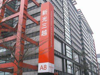 位於台北市信義計畫區、底價280億元的新光三越百貨A8館流標後,持有者新光人壽與...