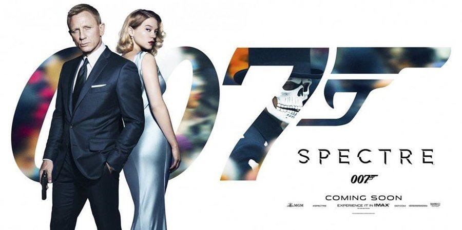 今年動作大片年度壓軸大戲「007:惡魔四伏」(Spectre),11月6日全球首...