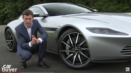 007新座駕 Aston Martin DB10試駕 座艙吵車也不夠快