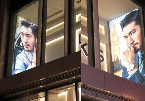 華人在全球各地消費力驚人,各大品牌紛紛選用華人藝人擔任代言,噓編很驚喜(或是後知後覺)發現,倫敦牛津街的名珠寶、飾品廣告看板主打一張熟面孔,連在比微風+101面積都大的shopping mall𥚃,...