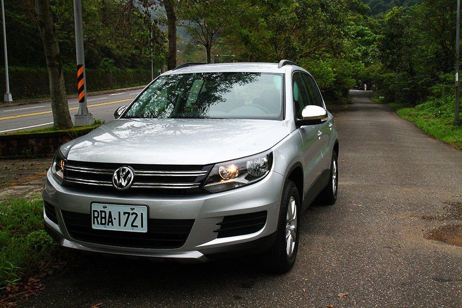 Volkswagen Tiguan中型休旅車發表至今已有8年的時間,它的內外觀設...