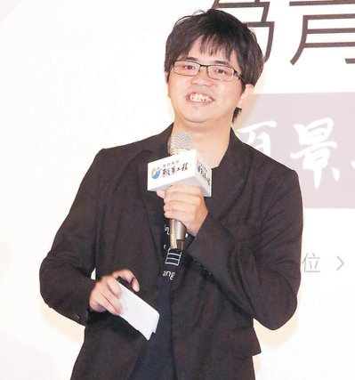 寓意科技股份有限公司共同創辦人暨財務長林祖儀。 記者蘇健忠/攝影
