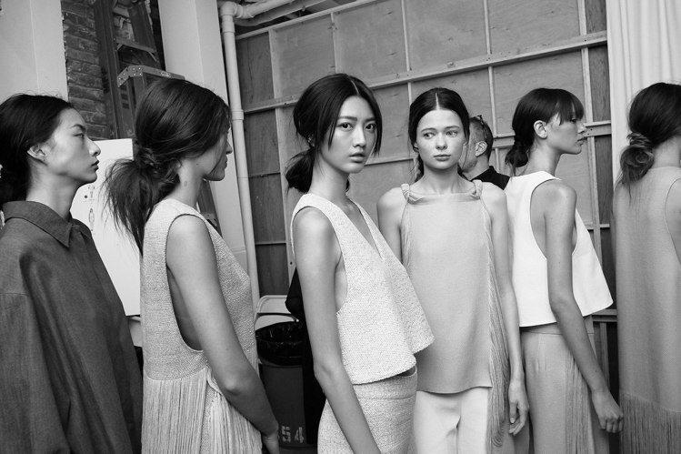 遇見台灣模特兒吳宜樺。圖/巫昀穎攝影