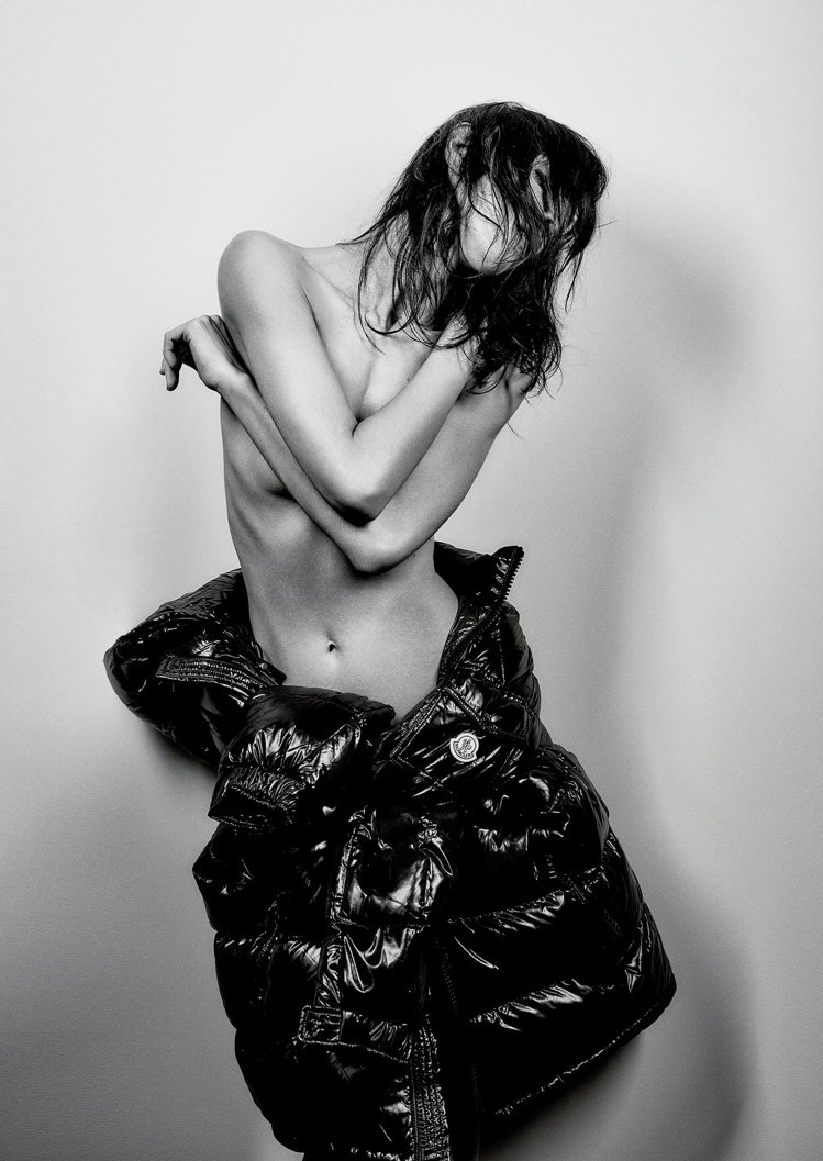MONCLER ART FOR LOVE總策畫攝影師Fabien Baron的作...