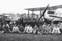 【時光回甘】青春困惑:校園飛行熱 學生社團竟然有真的飛機