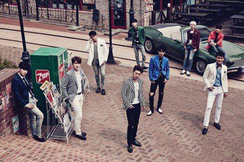 韓團Super Junior出道10年,團員銀赫、東海、始源陸續於今年當兵,他們推出10週年紀念特別專輯Part 2「Magic」,同名主打歌的MV特別回到9年前歌曲「U」的首爾知名景點坡州英語村拍...