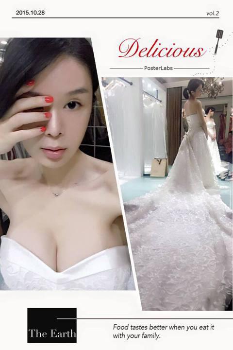 音樂人陳國華的老婆Ivy有時會上節目談家庭生活,28日Ivy在臉書上貼出婚紗照,還寫下「今天是再婚的日子喔」,原來是兩人是為了慶祝結婚八周年,所以補拍婚紗照,只見已經是人妻人母的Ivy,穿上低胸婚紗...