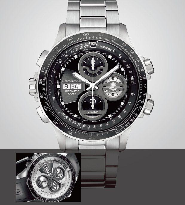 磨砂與噴砂的應用,讓錶殼以及面盤的變化看更加多元。 圖/時間觀念