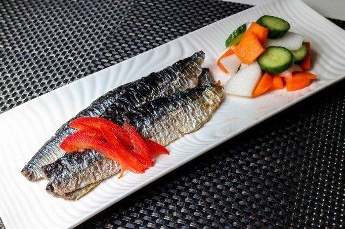 台式秋刀魚。 圖/聯合報系資料照片
