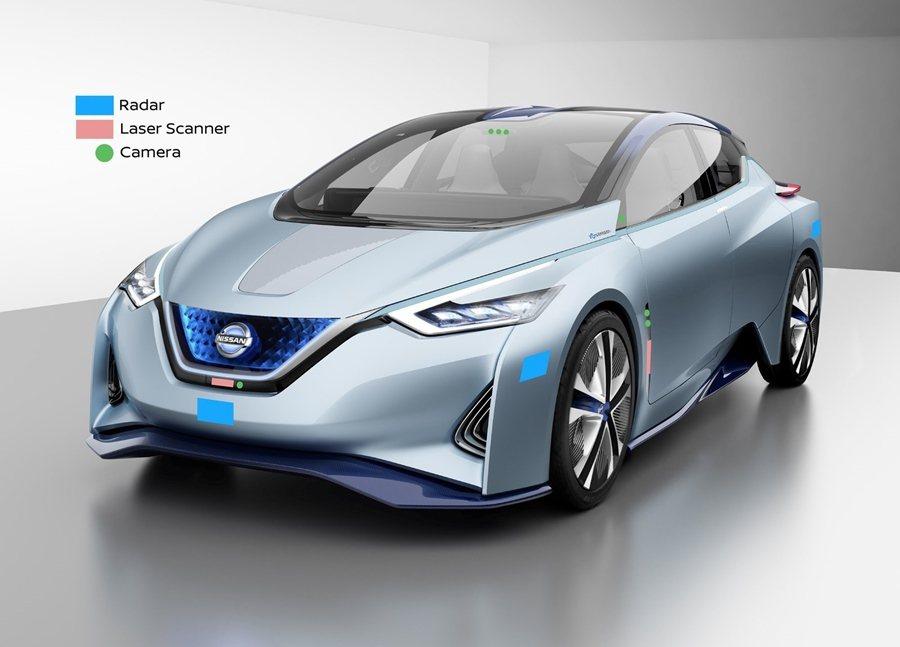 日產總裁兼營運長柯恩表示,2020年日產計畫在多款車輛上,實現IDS自動駕駛的目...