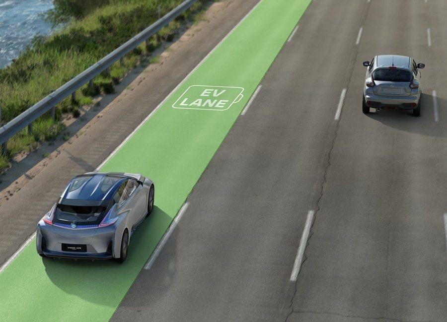 IDS Concept為減少空氣阻力,具有高度氣動力設計,車高限制在 1,380...
