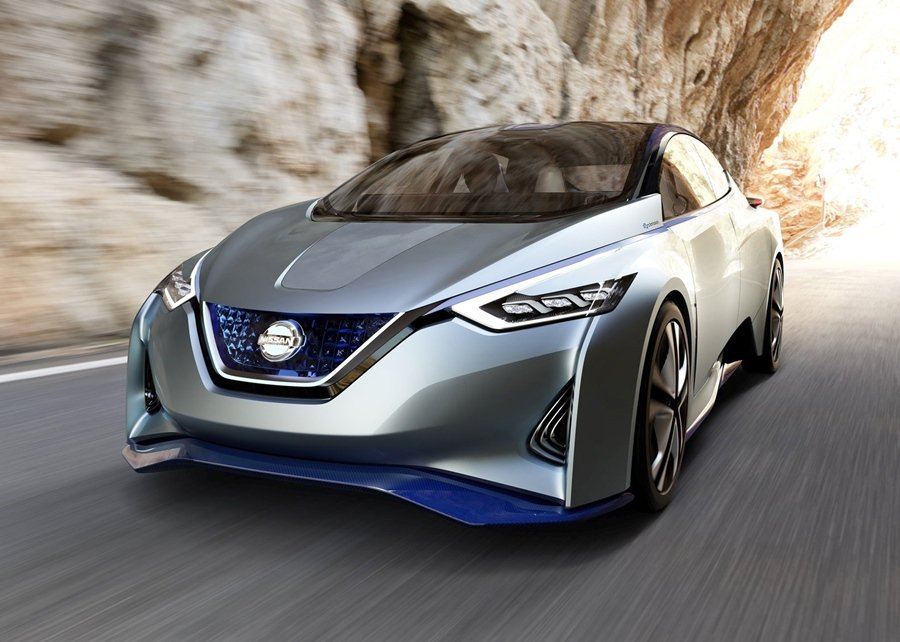 IDS Concept全車採用碳纖材質打造車身。