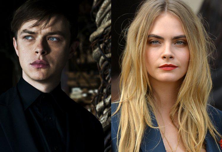 丹徳翰與卡拉迪樂芬妮分別飾演 Valerian 和 Laureline。圖/擷自...