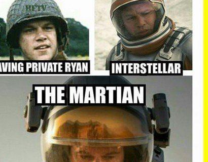 好萊塢男星麥特戴蒙(Saving Matt Damon)新片《絕地救援》飾演受困於火星的太空人,他要在有限的資源下存活下來,好等到救援的到來。而這樣勞資動眾,需被拯救的角色,麥特戴蒙可不是第一次飾演...