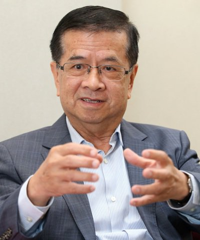 談到橘色商機,徐重仁說:「人的需求就是商機所在」。 記者潘俊宏/攝影