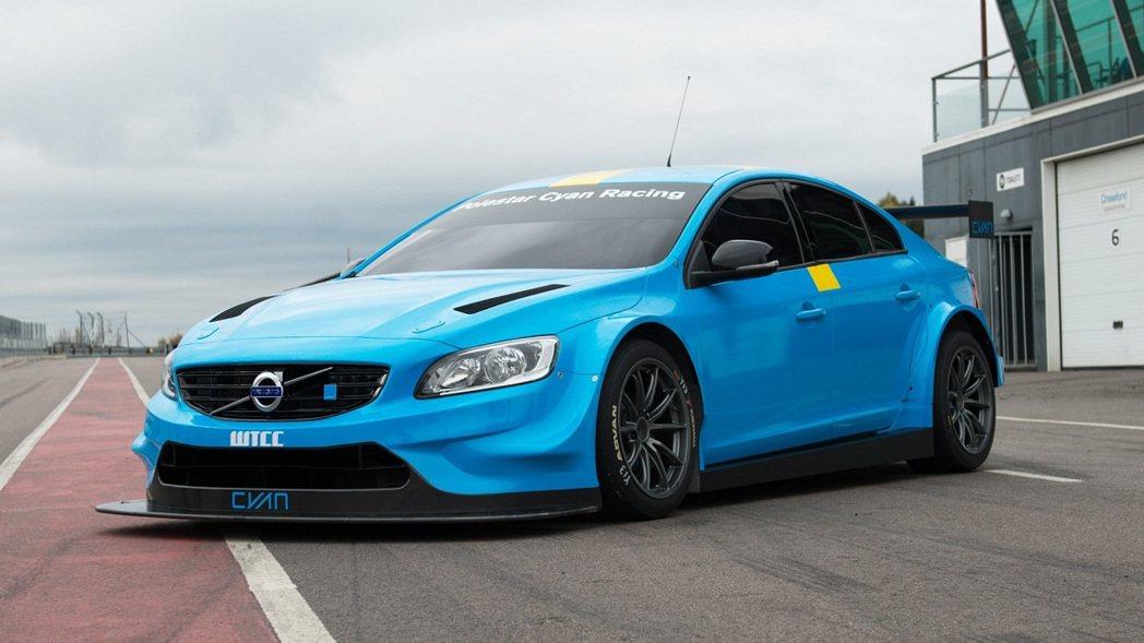 Volvo將以Polestar Cyan Racing的名義,以S60 Pole...