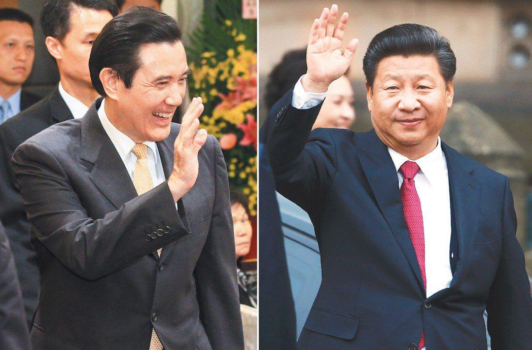 馬英九總統七日將搭專機前往新加坡,與大陸國家主席習近平會面。 本報資料照片、...