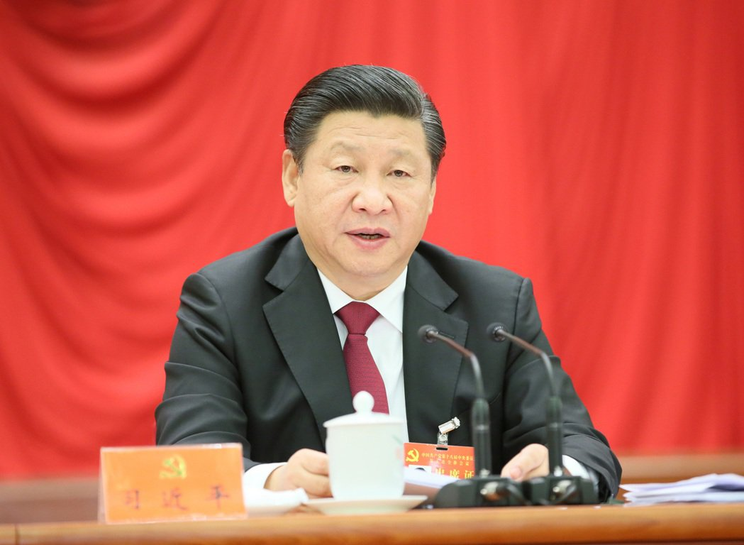 大陸國家主席習近平 新華社