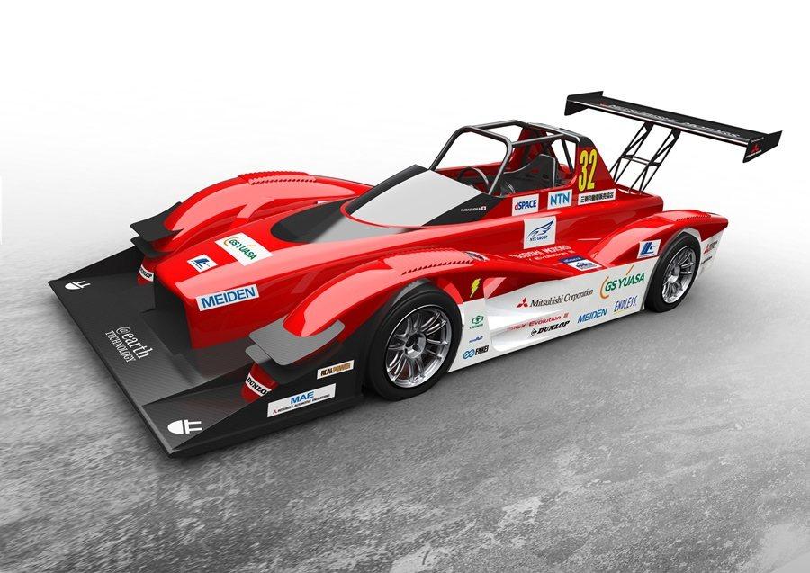三菱也將展出,其中MiEV EVO III賽車,它採用MiEV純電動的動力,在2...