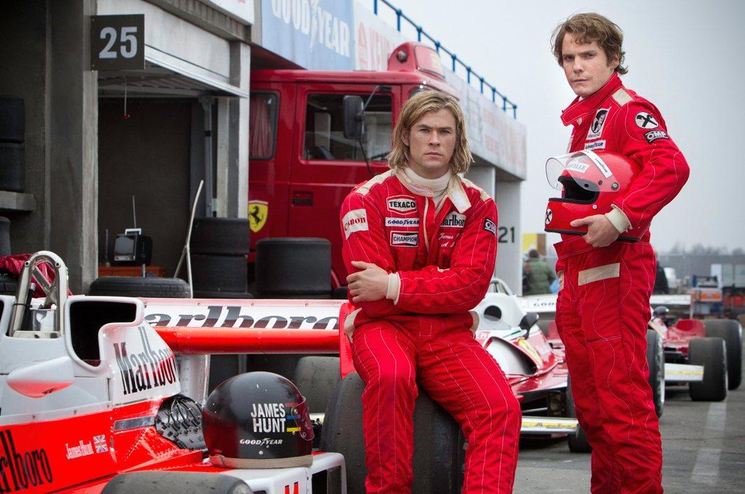 「決戰終點線」是一部真人真事改編的賽車傳記電影,是以70年代F1方程式賽車兩位車...