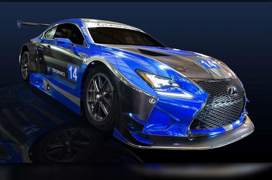 RC F GT3將由車手Scott Pruett駕駛參與2016賽季中部份賽事,...