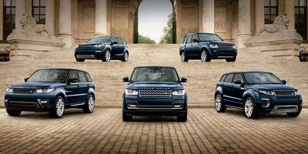 Land Rover銷售成績亦顯不凡,1~10月份銷售量也已超越去年全年度銷售量...
