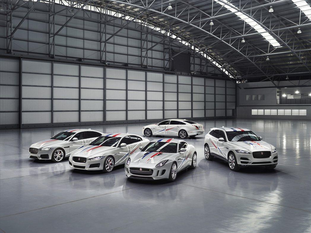 與去年1~10月同期相較,Jaguar銷售成長近40%。 Jaguar提供