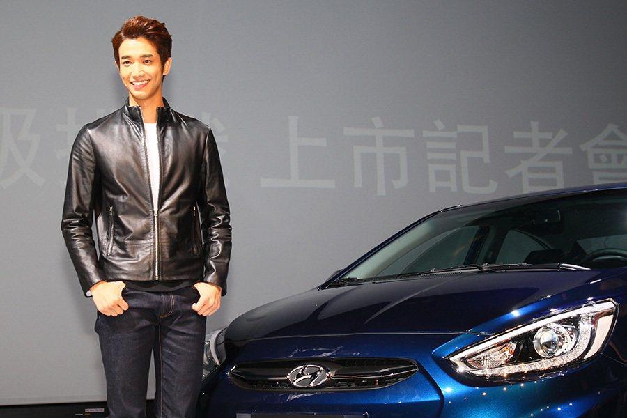 劉以豪暢談拍攝廣告期間親自嘗試汽車特技的精彩過程,更認可Verna 1.6是他心...