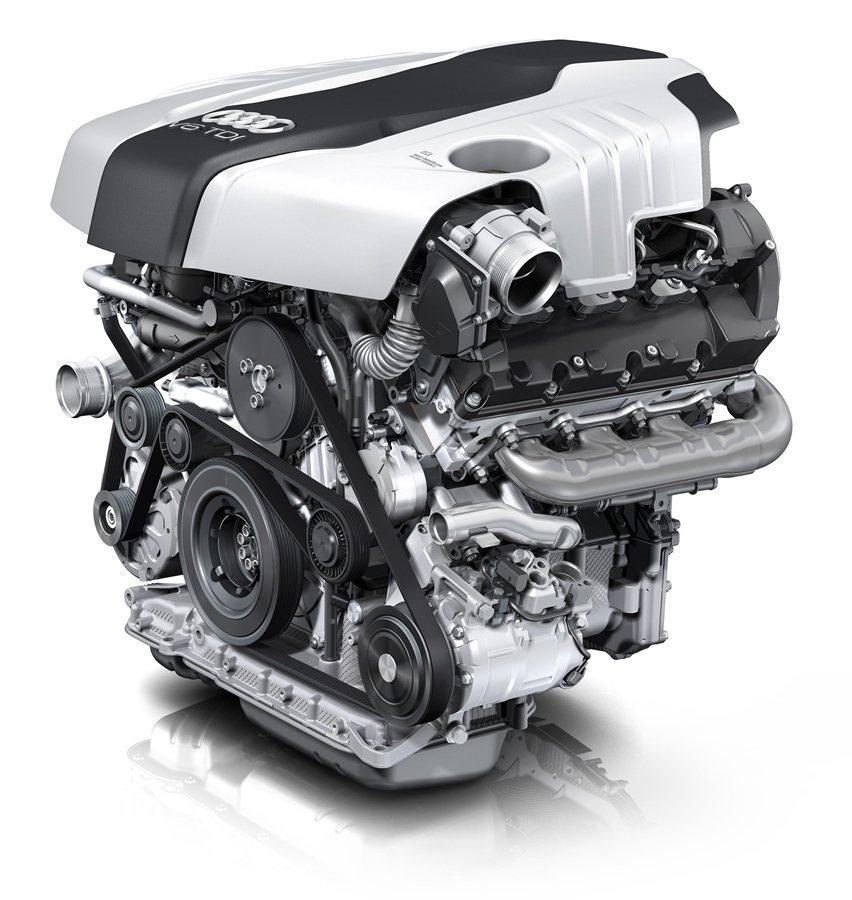 AUDI原廠澄清,旗下3.0 V6 TDI車款符合歐盟與台灣的排放標準,並沒有受...