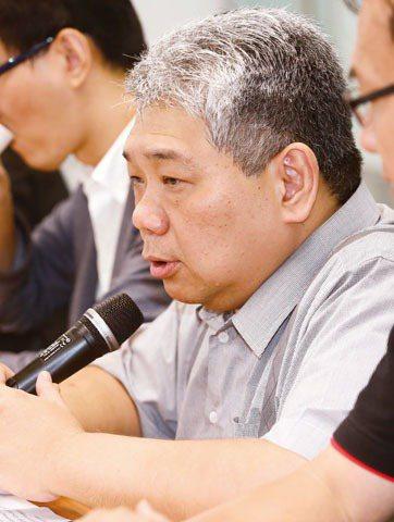 王榮璋對國家稅改著力甚深 報系資料照