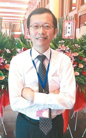 天主教仁慈醫院婦產科主任李俊卿深耕湖口鄉醫療。 記者江慧珺/攝影