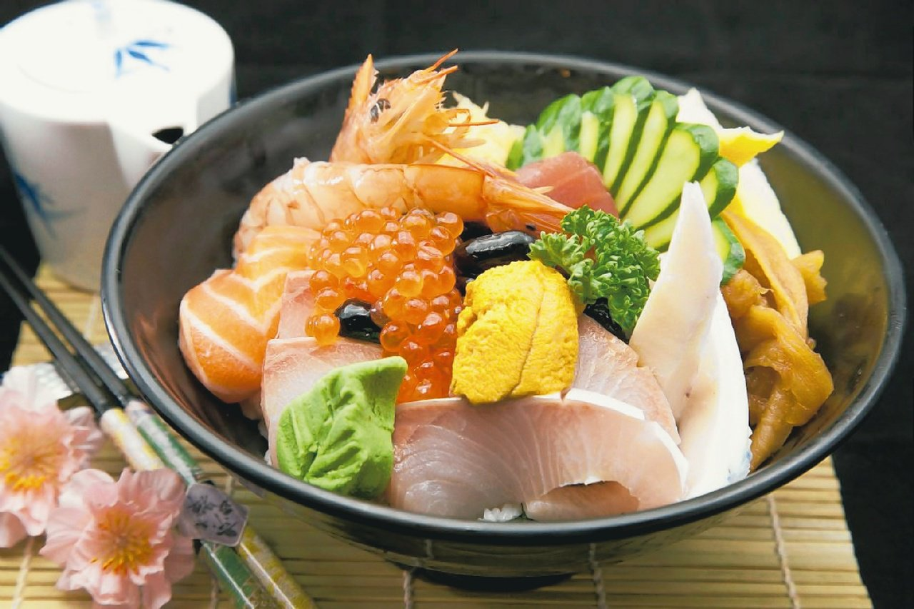 老字號的吉田日本料理。 圖/Claire