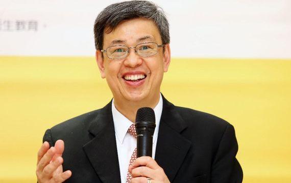 中研院副院長陳建仁。 聯合報系資料照片