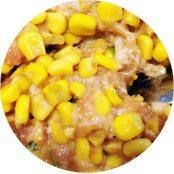 佛手瓜(或青木瓜)玉米豬肉餃