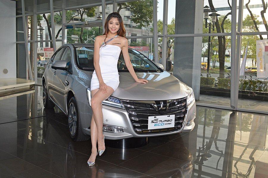 納智捷也公布車展展出重點,包括首次亮相的S3 EV+電動車,另有LUXGEN E...