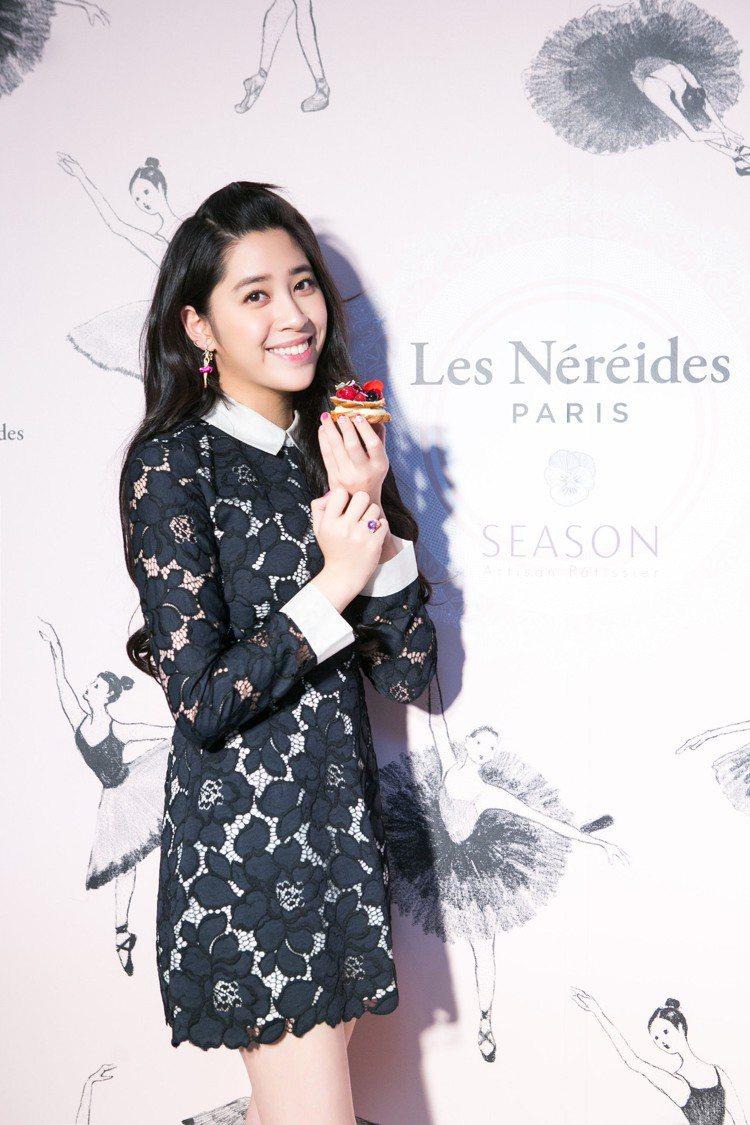 法國夢幻飾品 Les Nereides 和知名甜點餐廳 SEASON 在今年耶誕...