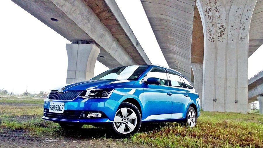 搭上輕旅行熱潮,SKODA引進全新實用性與機能性超強的小旅行車Fabia Com...