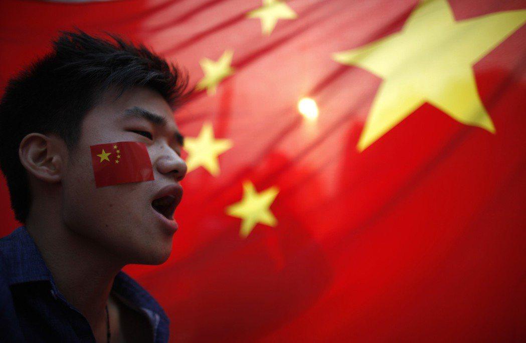 不管你選擇的台灣未來是哪一條路,爭取中國一般網民的理解是非常關鍵的。 圖/路透社