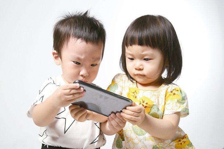 本圖為相關圖片,非文中所提兒童。 記者楊萬雲/攝影