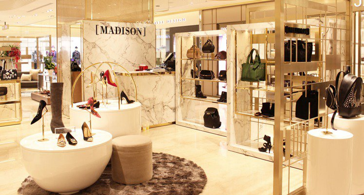 微風信義MADISON專賣店。圖╱MADISON提供