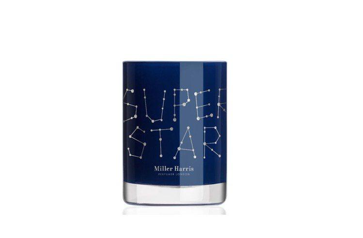 Miller Harris星空系列,3款星空包裝的蠟燭組成耶誕禮盒,SUPER ...